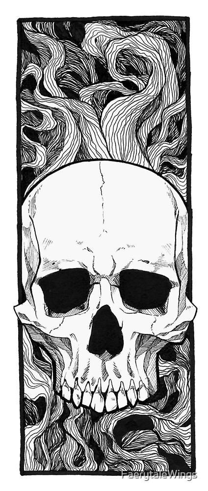 Smoke and Bones by FaerytaleWings