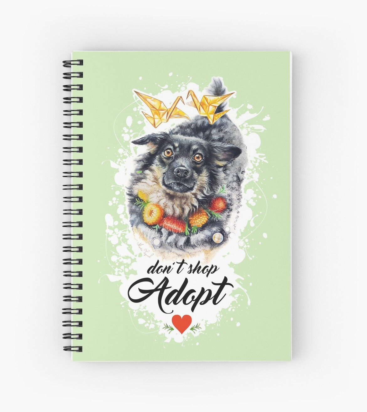 Don't shop, adopt! by Maria Tiqwah by Maria Tiqwah