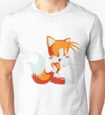 Minimalist Tails Unisex T-Shirt
