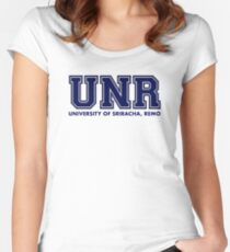 unr remo Women's Fitted Scoop T-Shirt