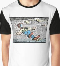 slapstick Graphic T-Shirt