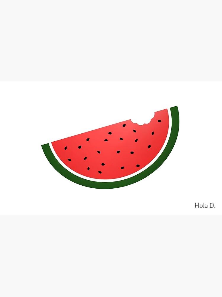 Watermelon by diiazmarta