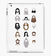 The Bearded Company iPad Case/Skin