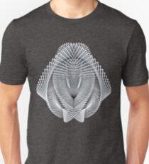 Generative Rorschach 00 Unisex T-Shirt