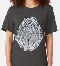 Generative Rorschach 00 Slim Fit T-Shirt