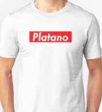 For the love of Platano Unisex T-Shirt
