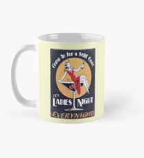 Ladies Night Tasse (Standard)