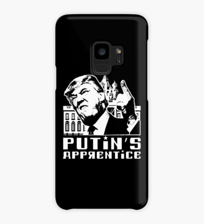 Putins Apprentice Anti-Trump T-shirt Case/Skin for Samsung Galaxy