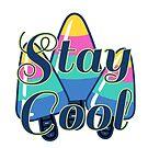 Stay Cool popsicles by SJohnsonartist
