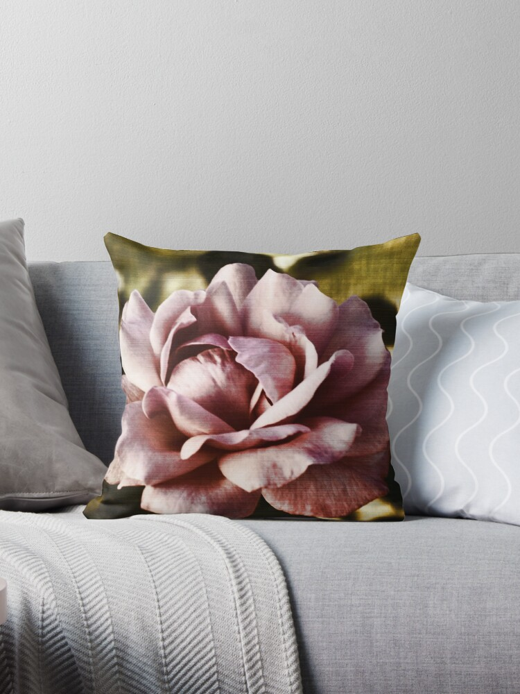 Canvas Rose by Bloomin' Arty Fashion