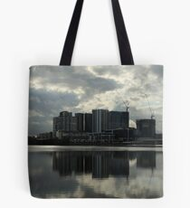 Building Development Tote Bag