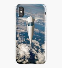 Concorde going for it iPhone Case