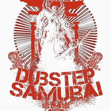 Dubstep Samurai by Evmo