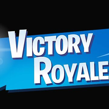 Victory Royale Logo NEW for Season 5 by weheartdogs