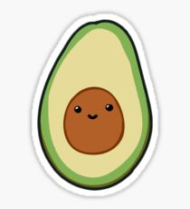 avacado  Sticker
