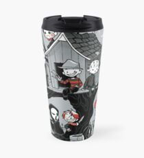 Horror Icon Kids Travel Mug