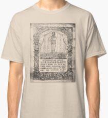 OUTLANDER THE SASSENACH SINGS Classic T-Shirt