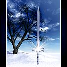 the Ace of Swords by Esther Johnson