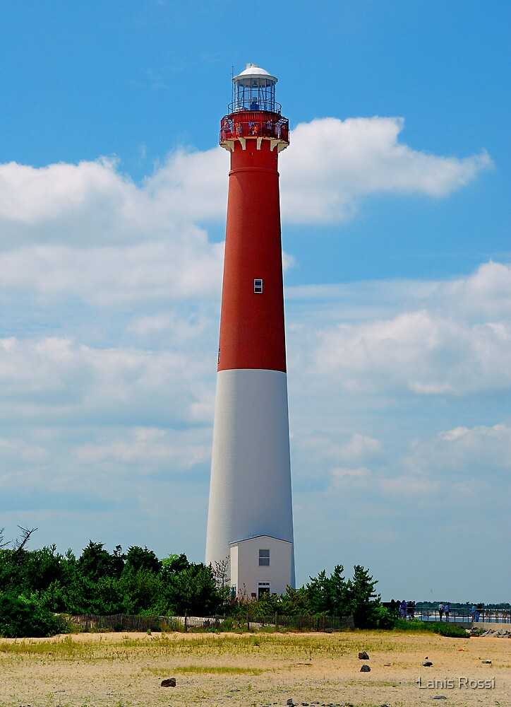 Barnegat Lighthouse by Lanis Rossi