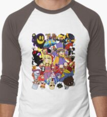 A Hat in Time Men's Baseball ¾ T-Shirt