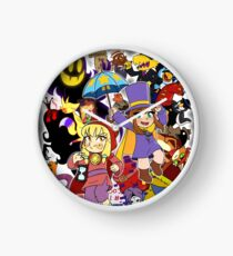 A Hat in Time Clock