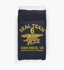 U.S. Navy SEALS - Seal Team 6 Duvet Cover