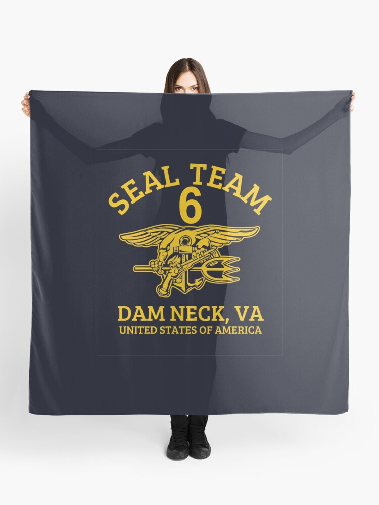 U S  Navy SEALS - Seal Team 6 | Scarf