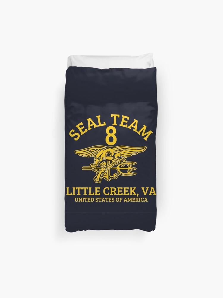 U S  Navy SEALS - Seal Team 8 | Duvet Cover