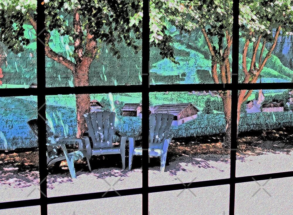 Outside The Window by CarolM