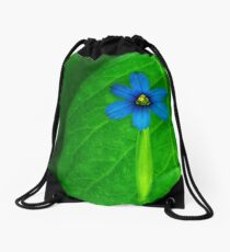 Wallflower Drawstring Bag