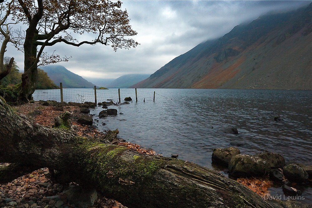Wastwater - Cumbria by David Lewins