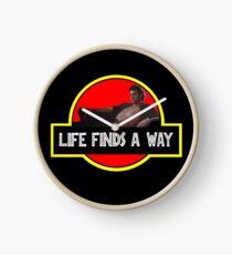 Das Leben findet einen Weg Uhr