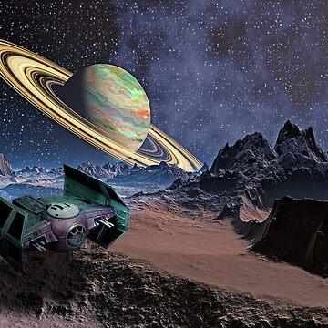 Exploring Pluton by blacknight