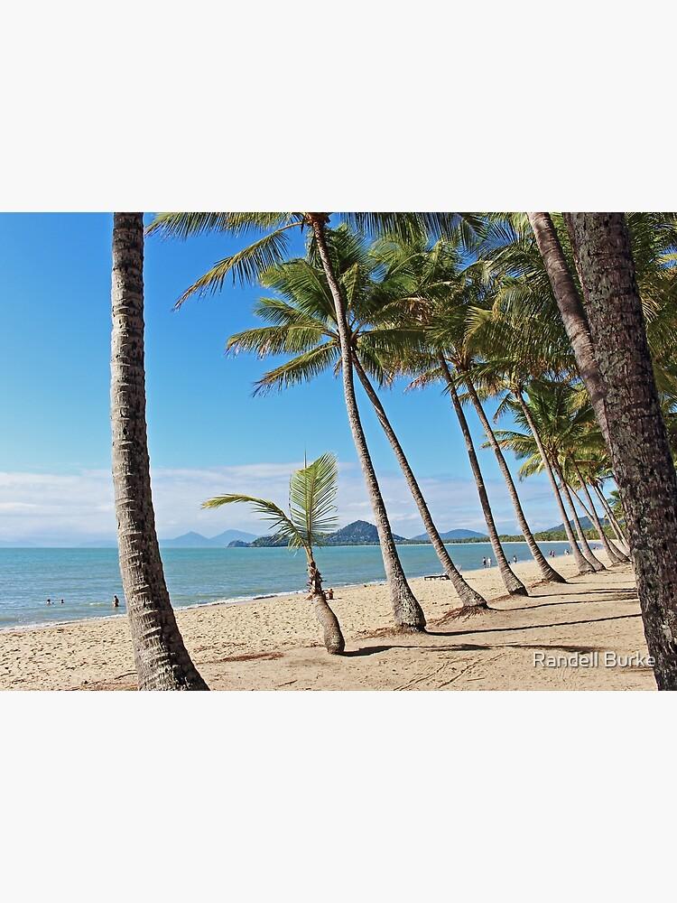 Tropical beach bliss by inntron