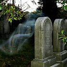A Restless Spirit Among the Graves, Sleepy Hollow Cemetery by Jane Neill-Hancock