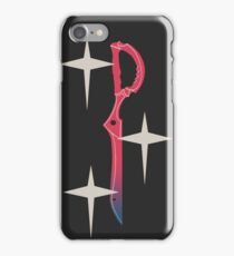 Kill la Kill Scissorblade Stars iPhone Case/Skin