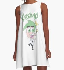 Cosmo A-Line Dress