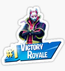 Drift Victory Royale Sticker