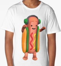 Hot Dog Filter Long T-Shirt