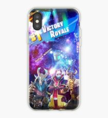 Victory Royale iPhone Case