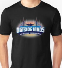 OUTSIDE Festival 2018 music LANDS ter badai Unisex T-Shirt