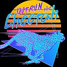 OUTRUN THE CHEETAH by jfells