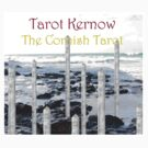 Tarot Kernow - Ten of Wands by Jonathan Kereve-Clarke (Kerêve.blue)