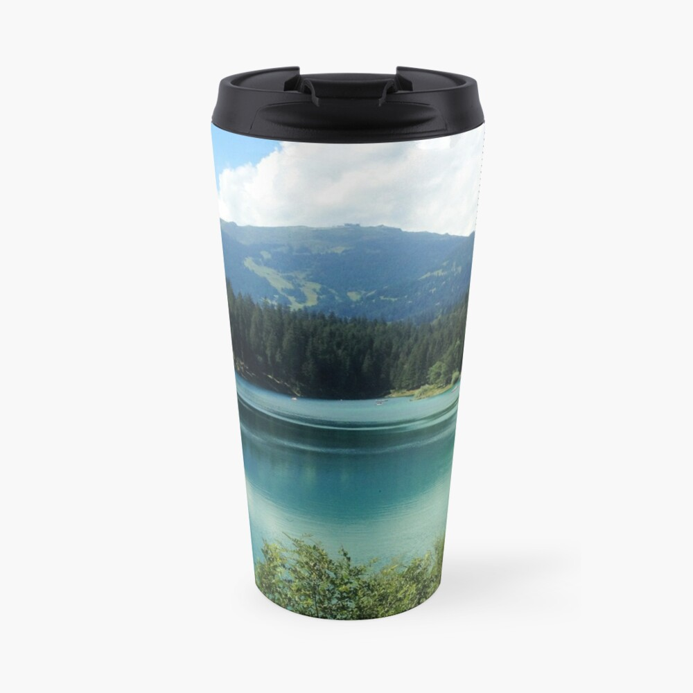 Oh, the Mountains are Calling Travel Mug