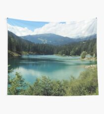 Oh, the Mountains are Calling Wall Tapestry