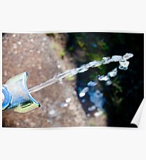 Drinking Fountain Poster