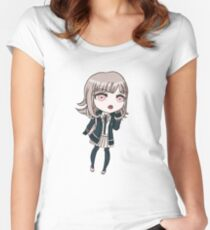 Chibi Chiaki Women's Fitted Scoop T-Shirt