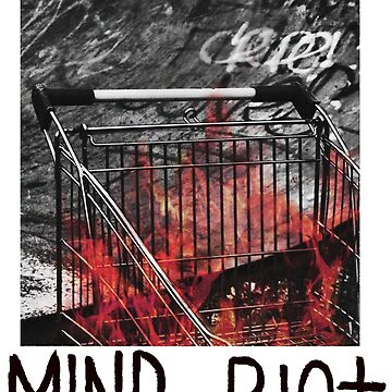Burning by MIND-RIOT