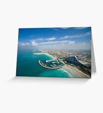Dubai Greeting Card