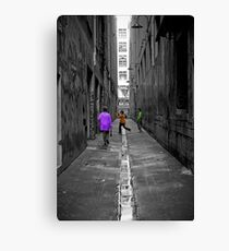 Union Lane Canvas Print